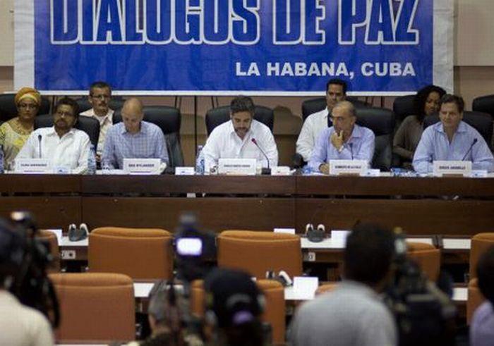 colombia, proceso de paz, juan manuel santos, farc-ep