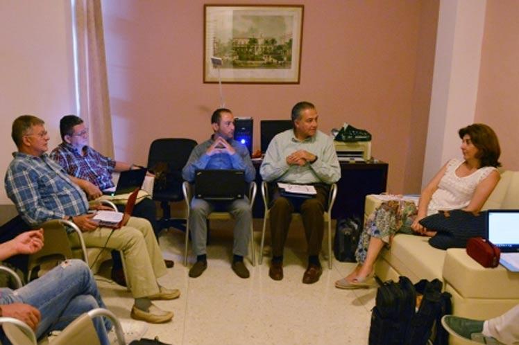 Las partes informan que han avanzado en la construcción de acuerdos, pero que aún quedan temas pendientes. (Foto: PL)
