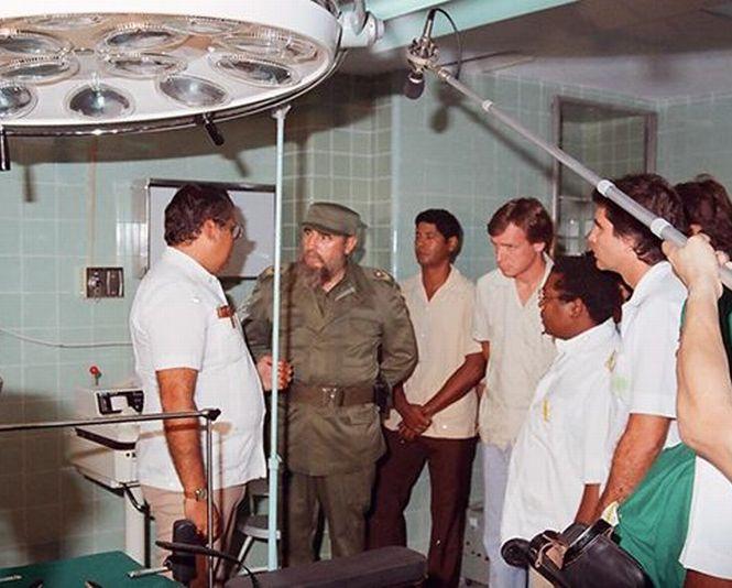 cuba, fidel castro, salud publica, salud cubana, terapia intensiva