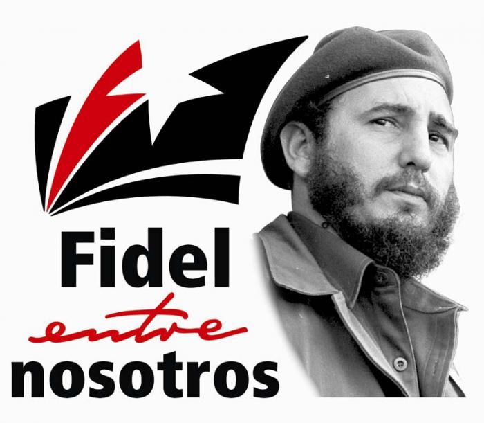Venezuela desarrolla una jornada que dedicará al líder cubano Fidel Castro, en ocasión de sus 90 años. (Foto: ACN)