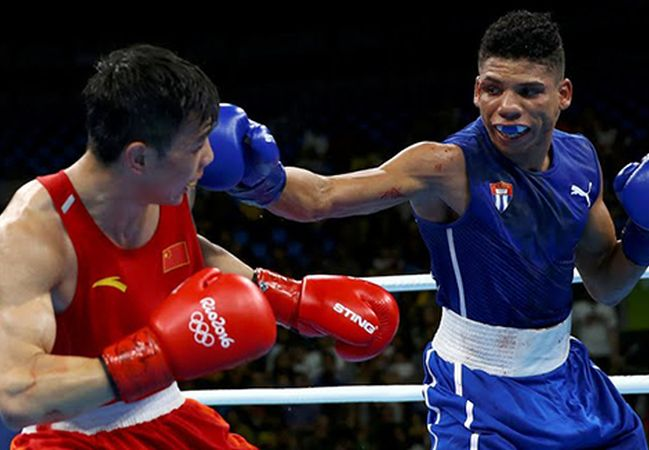 sancti spiritus, cuba, boxeo, juegos olimpicos de rio de janeiro 2016, yosbany veitia