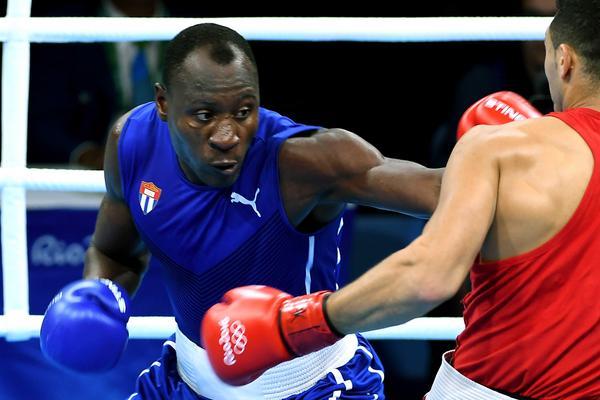 Erislandy Savón (91 Kgs) aseguró el segundo bronce del boxeo cubano en Río 2016. (Foto: ACN)