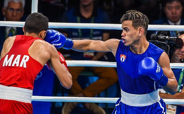 Robeisy Ramírez venció al marroquí Mohamed Hamou. (Foto: ACN)