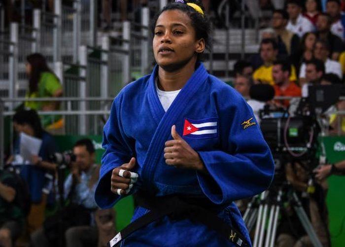 Dayaris Mestre quedó en quinto lugar en los XXXI Juegos Olímpicos de Rio de Janeiro. (Foto: ACN)