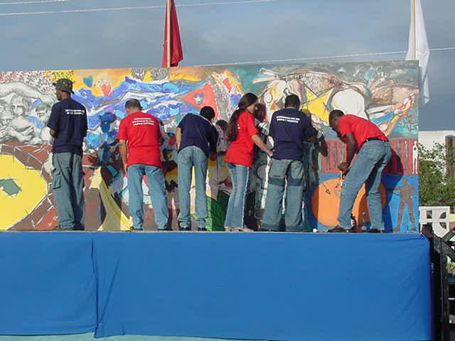 sancti spiritus, artes plasticas, fidel castro, revolucion cubana