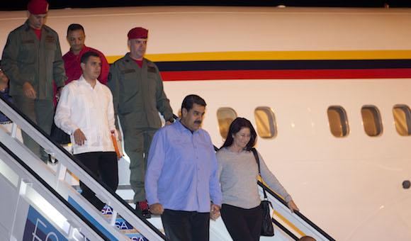 Esta nueva visita permitirá constatar las relaciones existentes entre Cuba y Venezuela.  (Foto: Archivo)