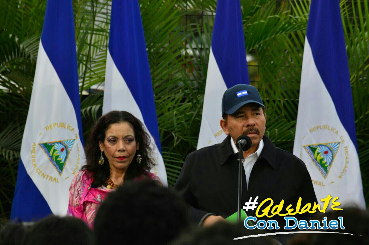 Ortega mantiene un amplio apoyo popular a poco más de tres meses para que se celebren las elecciones.