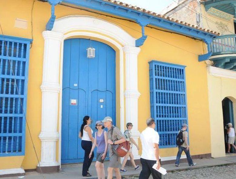 cuba, trinidad, sector no estatal, turismo cubano