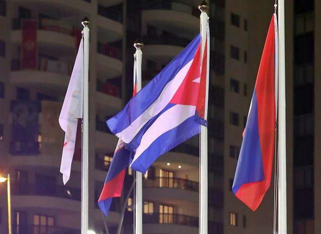 cuba, juegos olimpicos de rio de janeiro 2016, bandera cubana
