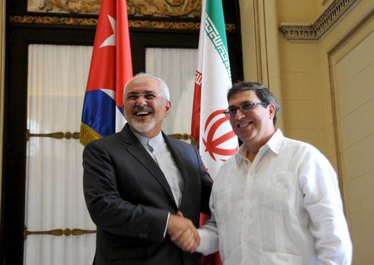 Irã vai iniciar novo capítulo nas relações com Cuba