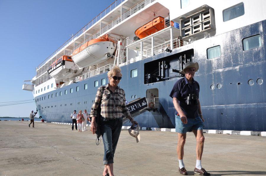 sancti spiritus, cruceros, puerto de casilda, turismo cubano, polo turistico trinidad-sancti spiritus