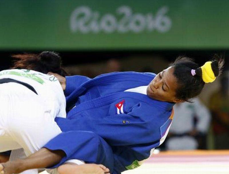 Julia Figueroa cierra su participación al caer ante la cubana Mestre
