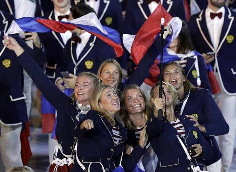 rusia, juegos olimpicos rio de janeiro 2016
