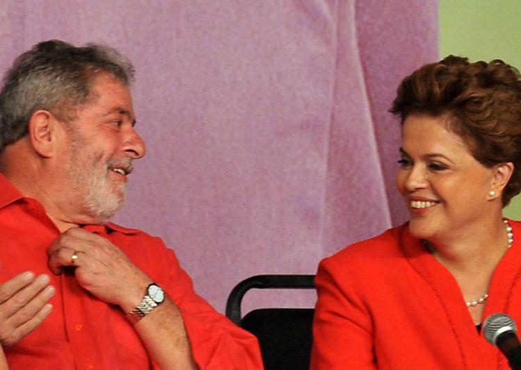 brasil, dilma rousseff, lula da silva