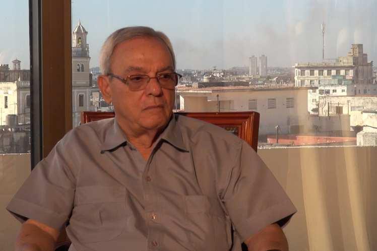 'La cubanía puede sentirse en cualquier ángulo de la Tierra', subrayó Eusebio. (Foto: PL)