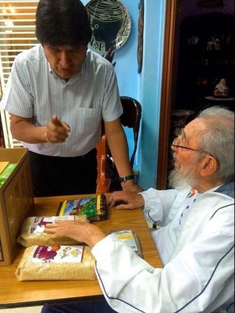 cuba, bolivia, fidel castro, evo morales, 90 cumpleaños de fidel castro