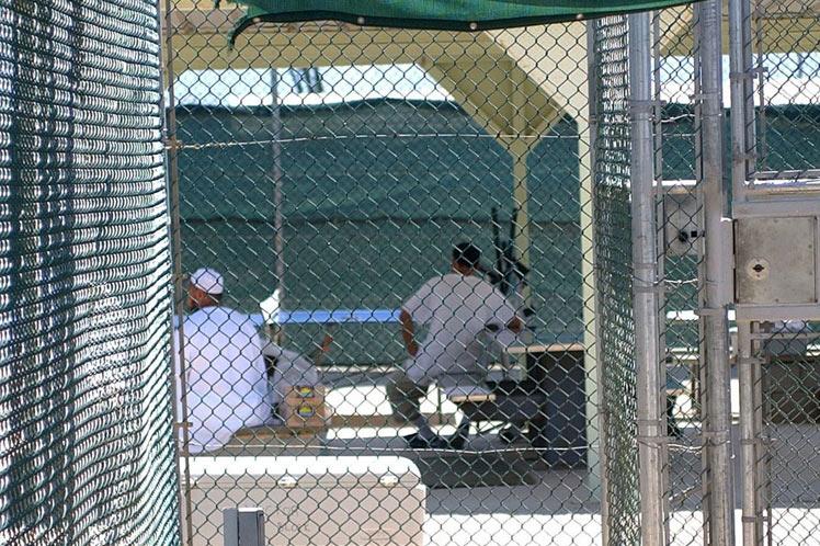 Actualmente en la prisión norteamericana en Guantánamo quedan 61 reclusos.