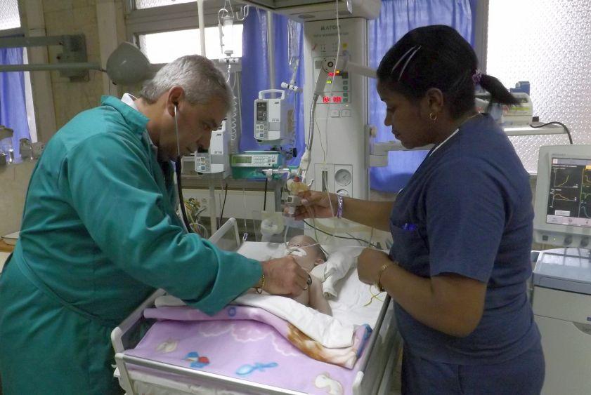 sancti spiritus, hospital pediatrico jose marti, salud cuba