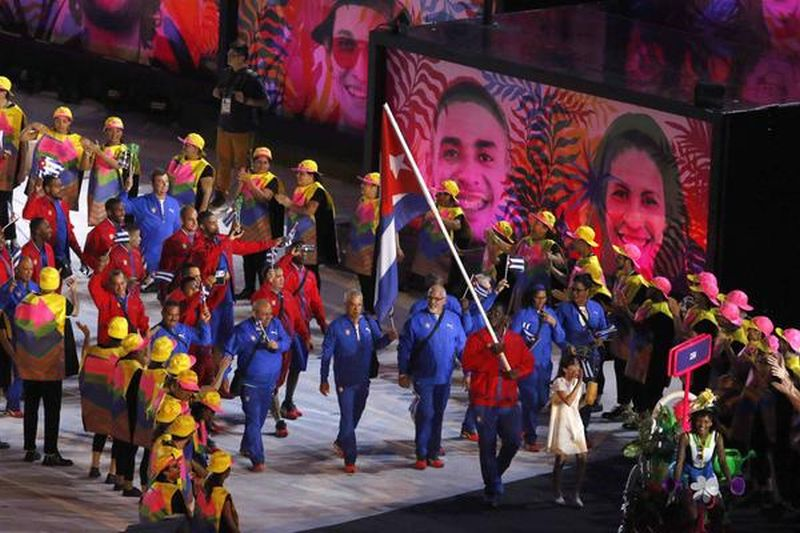 cuba, juegos olimpicos de rio de janeiro 2016
