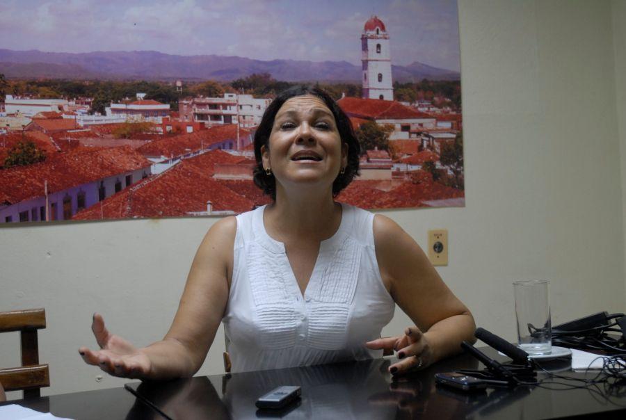 sancti spirtitus, cuba, musica cubana, ivette cepeda, periodico escambray