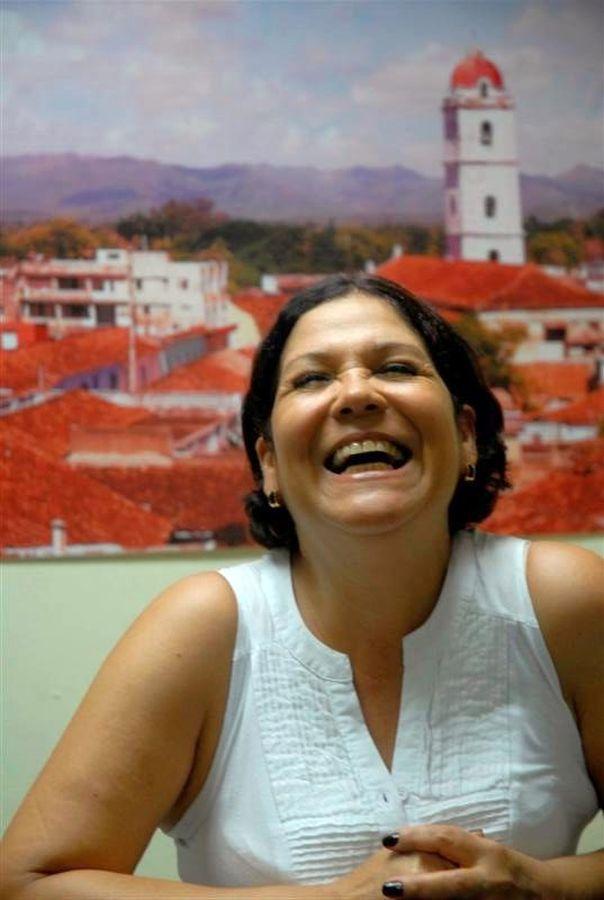sancti spiritus, ivette cepeda, musica cubana, periodico escambray