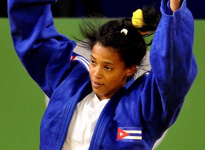 cuba, juegos olimpicos rio de janeiro 2016, judo, dayaris mestre
