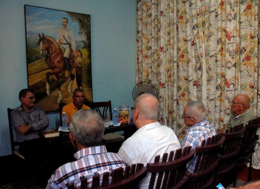 sancti spiritus, fidel castro, 90 cumpleaños de fidel castro, union nacional de historiadores de cuba, unhic