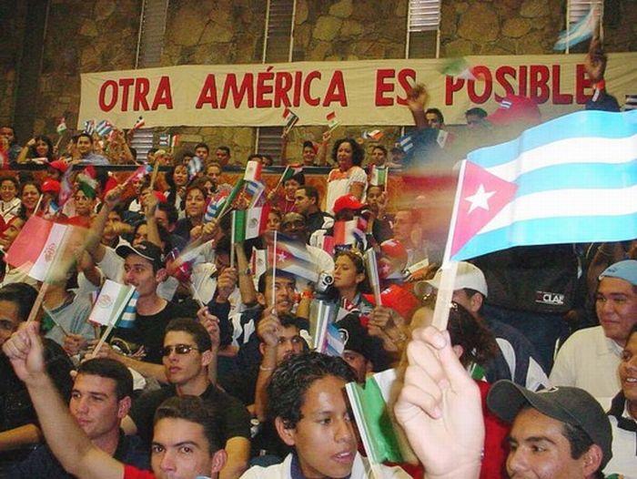 cuba, oclae, estudiantes, fidel castro, dia internacional de la juventud