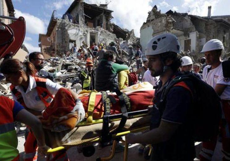 cuba, terremoto italia