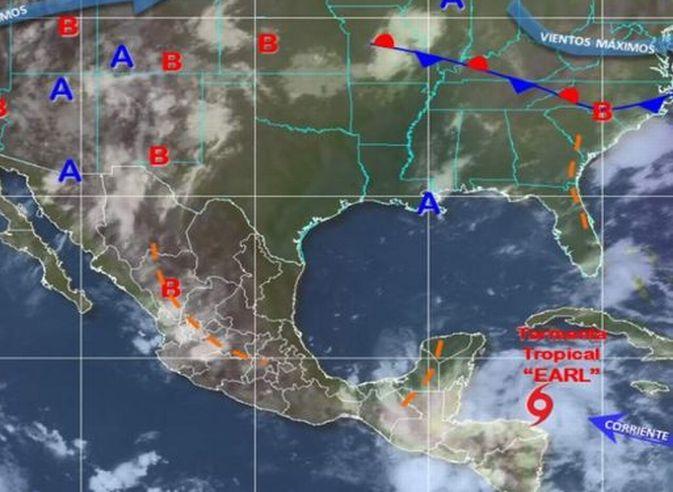 tormenta tropical, temporada ciclonica, instituto de meteorologia