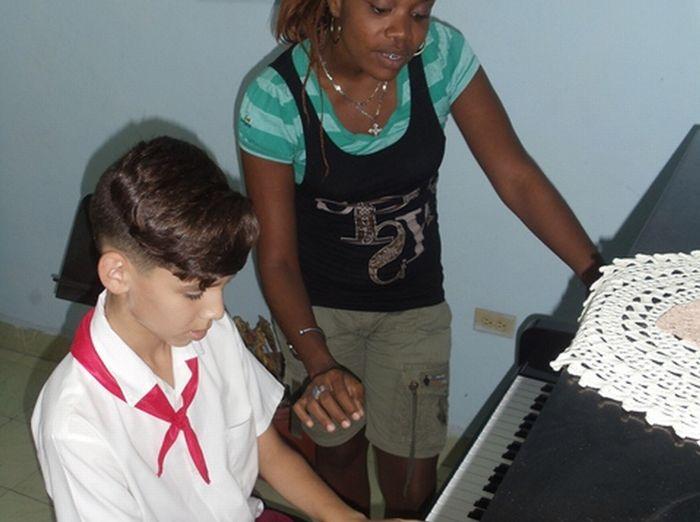 sancti spiritus, enseñanza artistica, escuela de musica
