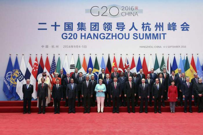 El tema central de la reunión del G20 fue el preocupante escenario de las finanzas a nivel internacional. (Foto: AP)