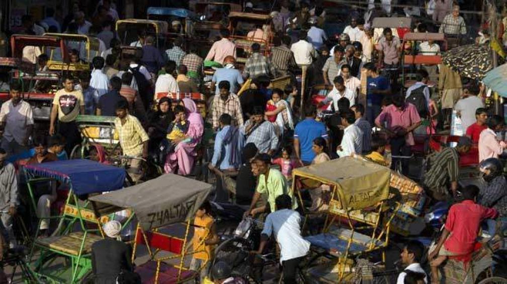 La India debe superar a China como el país más poblado del planeta hacia 2028.