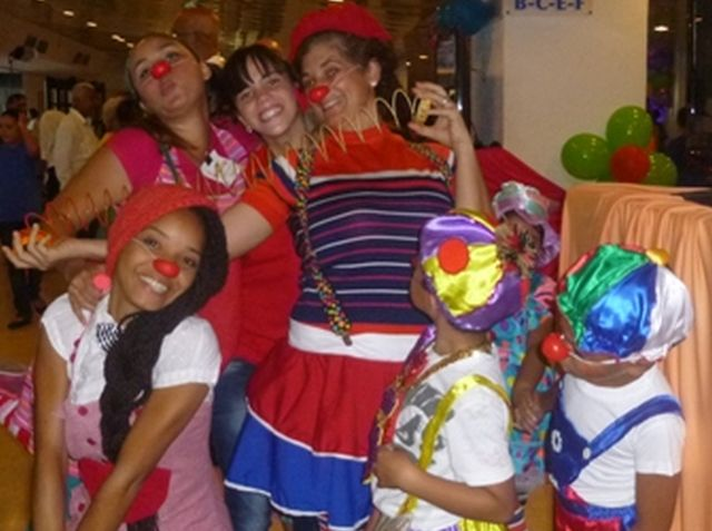 Sucel Pérez se insertó rápidamente dentro de la compañía infantil.