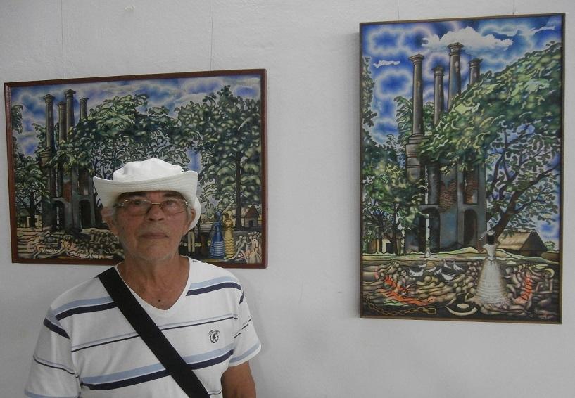 sancti spiritus, artes plasticas, galeria de arte oscar fernandez morera