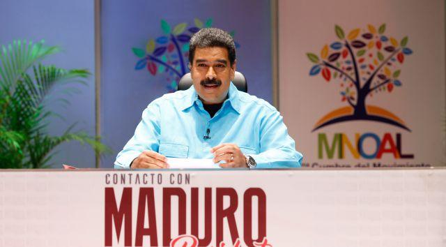 Debemos dar gracias a los países que asisten a la Cumbre por su solidaridad, proclamó Maduro. (Foto: AVN)