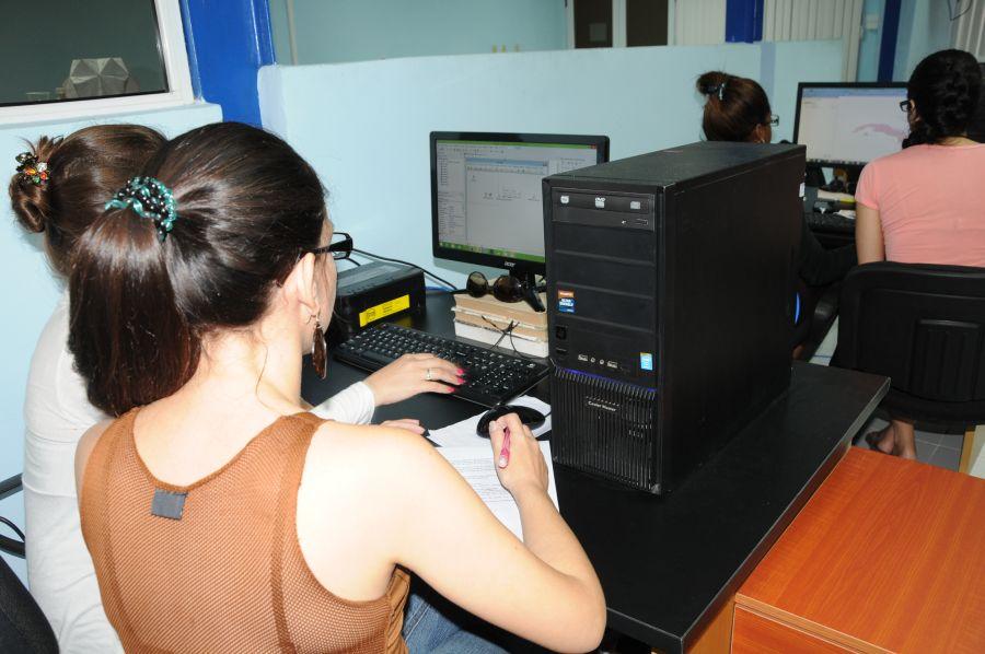 Sancti spiritus, informatica, ministerio de energia y minas, sistema integral de gestion de redes, software