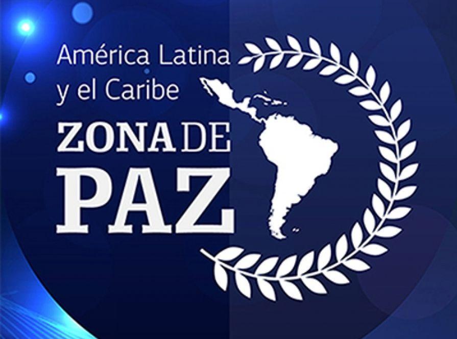 Con Nuestra America America Latina Y El Caribe Una Zona De Paz