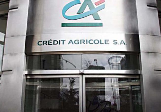 Banco francés Crédit Agricole, una de las víctimas del bloqueo de EE.UU. a Cuba.
