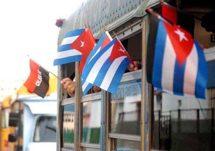 cuba, pastores por la paz,  solidaridad con cuba