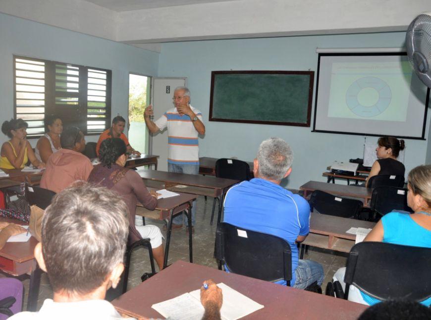 sancti spiritus, escuela provincial del partido, partido comunista de cuba