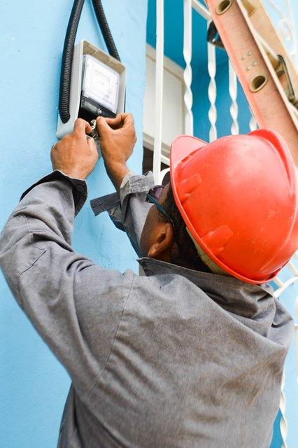 trinidad, electricidad, organizacion basica electrica, metro-contadores