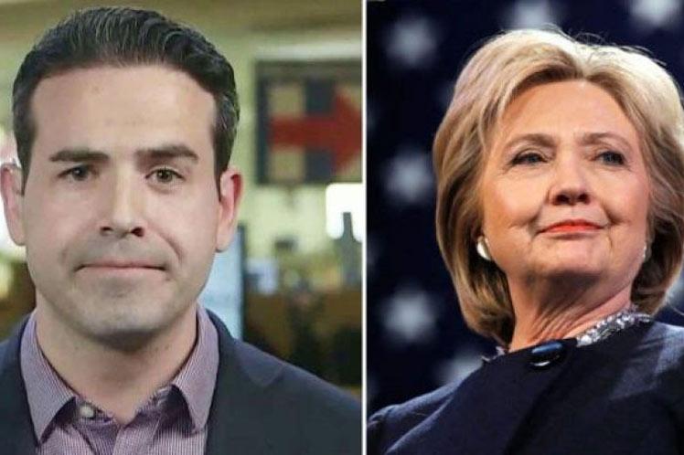 El vocero de su camapaña aseguró que Hillary estará de nuevo en funciones en la segunda mitad de esta semana. (Foto: Cubadebate)
