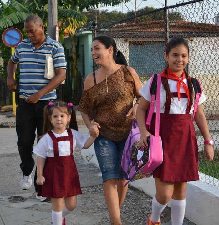 Lasancti spiritus, inicio del curso escolar, educacion