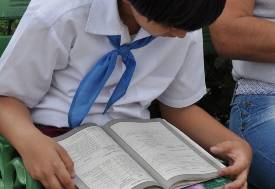 sancti spiritus, lectura, literatura
