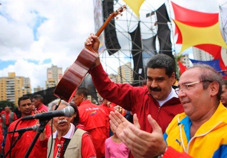 veneszuela, nicolas maduro, oposicion venezolana