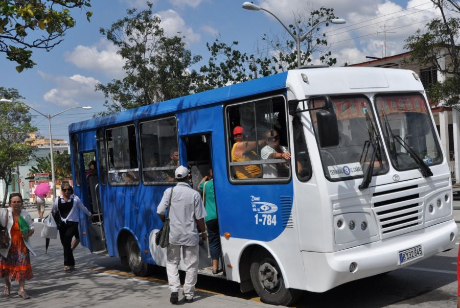 sancti spiritus, transporte,  empresa provincial de transporte