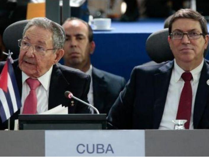 cuba, raul castro, movimiento de paises no alineados, venezuela, bloqueo de eeuu a cuba, mnoal
