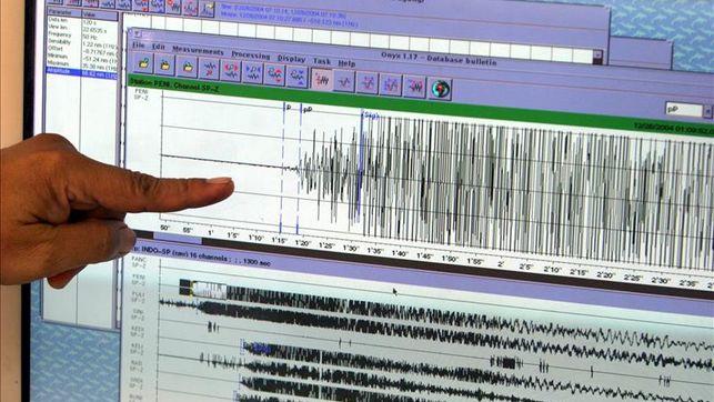 La magnitud del movimiento alcanzó los 3,9 en la escala Richter.