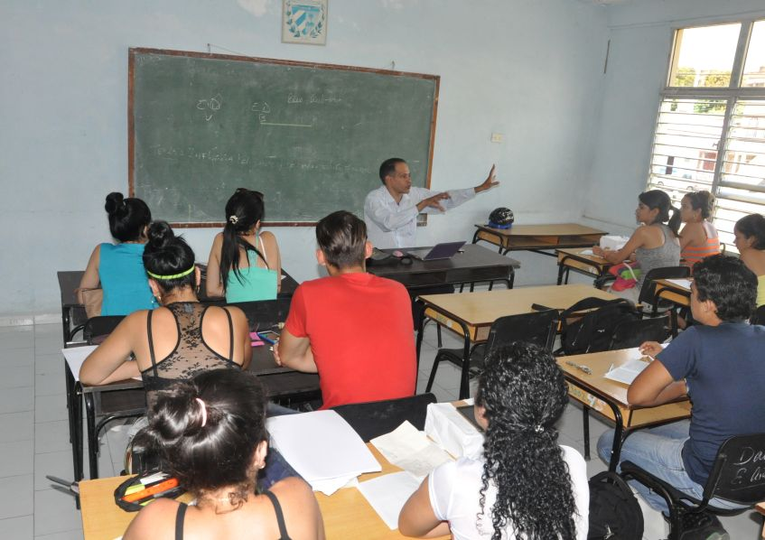 sancti spiritus, educacion superior, universidad de sancti spiritus jose marti